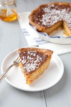 Salty Honey Pie–Annie's Eats // motivation to try a GF pie crust...