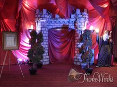 Medieval Banquet themed party | Event production and party theming by Theme-Works