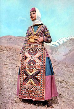 Armenian traditional costume.