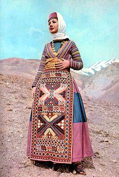 Armenian traditional costume.