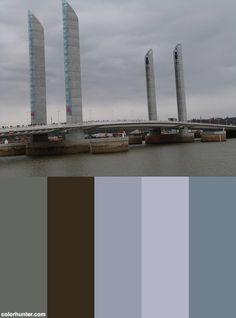 Quarte Color Scheme from colorhunter.com