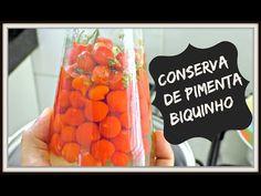 Conserva de pimenta
