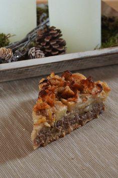Pastel de manzana y nuez - Lecker Essen & Rezepte - Recetas Homemade Cake Recipes, Snack Recipes, Dessert Recipes, Easy Recipes, Food Cakes, Clean Eating Snacks, Healthy Snacks, Dessert Nouvel An, Walnut Cake