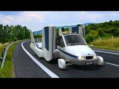 Terrafugia - Flying Car