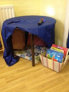 """Book nooks shared by ABC Does ("""",)"""
