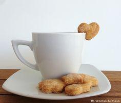 Galletas de canela y azúcar sin gluten