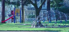 Crown Park Amenities include:  * two tennis courts  * public outdoor swimming pool  * ½ court basketball  * picnic shelter with paved pad  * tot lot  * play structure  * baseball diamond  and lots more fun things at this park...