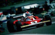 Ferrari 312T2 - Clay Regazzoni