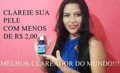 MELHOR E MAIS BARATO CLAREADOR DE MANCHAS DO MUNDO!!!