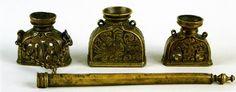 XVIII century Decorative Bells, Bottle, Home Decor, Flask, Interior Design, Home Interior Design, Home Decoration, Decoration Home, Interior Decorating