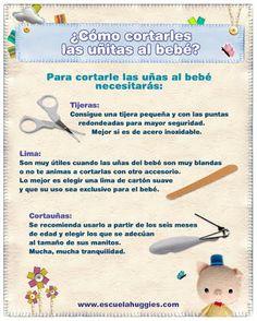 ¡Claro que puedes cortar tú misma las uñas a tu bebé recién nacido! http://escuelahuggies.com/Historia/Accesorios-para-cortarles-las-unas-al-bebe.aspx