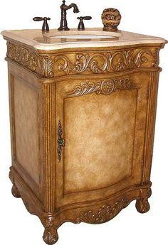 $819 Tuscany Antique Bathroom Vanity Soci_Tuscany by Soci