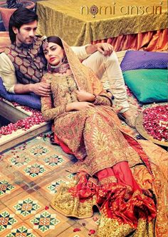 Nomi Ansari's Rang Mahal Collection