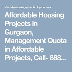 Affordable Housing Projects in Gurgaon, Management Quota in Affordable Projects, Call- 8882335050: Zara Rossa Sector 112 Gurgaon, Zara new affordable...