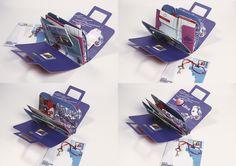Press Kit Lilica Ripilica by Rodrigo Branco, via Behance