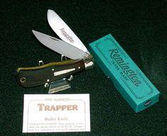 Remington R1128 Bullet Knife UMC 1989 USA Cocobolo Handles W/Original Box,Papers @ ditwtexas.webstoreplace.com