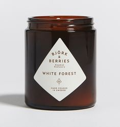 White Forest Limited Edition Scented Candle 350 SEK