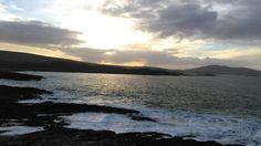 #Glassalán #beach #westcoast #ocean #sunset #ireland