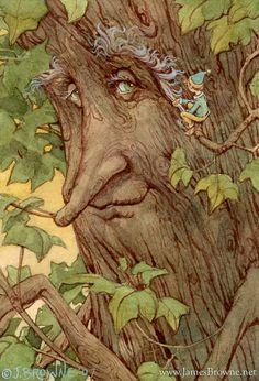 James Browne wonderful artist