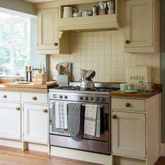 Kitchen Would Be On Pinterest White Kitchens Cream Kitchens