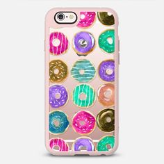 Donut Talk To Me - Classic Snap Case