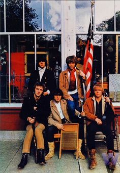 Moby Grape with Don Stevenson, percussion