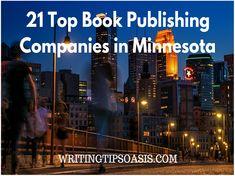 21 Top Book Publishing Companies in Minnesota