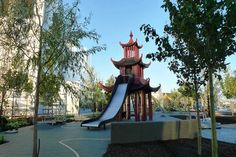 perfect playgrounds for kids!