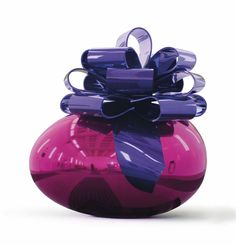 Jeff Koons, Smooth Egg With Bow Magenta/Violet (1994-2009): Christie's May'16