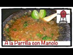Como preparar Salsa Borracha Norteña, con Tecate!!! - YouTube
