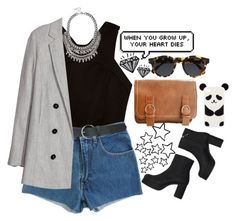 """""""Dies."""" by souu ❤ liked on Polyvore featuring River Island, Retrò, M&Co, H&M, Illesteva, Monki and BaubleBar"""
