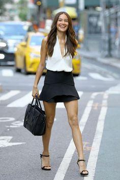 Kelsey Merritt – Callbacks for the Victoria's Secret Fashion Show 2018 in NYC Kelsey Merritt, Vs Fashion Shows, Victoria Secret Fashion Show, Celebrity Look, Casual Summer Outfits, Mode Style, Street Style Women, Female Models, Women Models