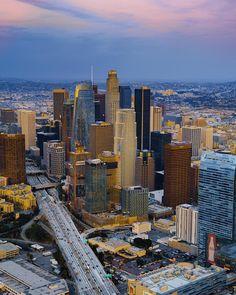 Los Angeles California by Chris Nova | CaliforniaFeelings.com #california #cali #LA #CA #SF