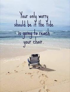 From days at the beach to nights under the stars, summer is the best time of year! Here are some cute and funny summer quotes to hold us over until summer. Playa Beach, Beach Bum, Ocean Beach, Sunny Beach, Good Quotes, Beach Quotes And Sayings Inspiration, Quotes Quotes, Qoutes, Place Quotes