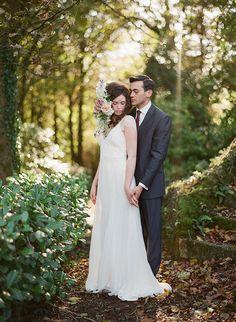 Irish Wedding Inspiration by Paula O'Hara