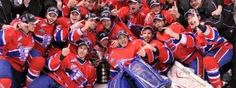 Spokane Cheifs hockey team 2013