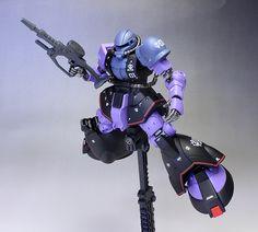 GUNDAM GUY: P-Bandai Exclusive: HG 1/144 MS-06RD-4 High Mobility Prototype Zaku