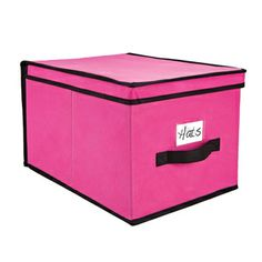 pink container