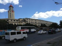 """See 539 photos from 5228 visitors about business permit. """"The clock on the clock tower is an IBM clock, installed in the early IBM Philippines. Travel Around The World, Around The Worlds, Ibm, Manila, Four Square, Philippines, Tower, Street View, Clock"""