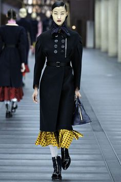 Paris Fashion Week Herbst/Winter 2013/2014: Dior, Balenciaga, Céline & Co. - GLAMOUR