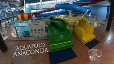 Napfényfürdő Aquapolis Szeged Anaconda (green) 360° VR POV Onride