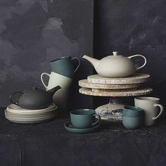 MUD Teacups & Coffee Cups