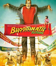 Celebs - GupShup: Bhootnath Returns Movie Torrent