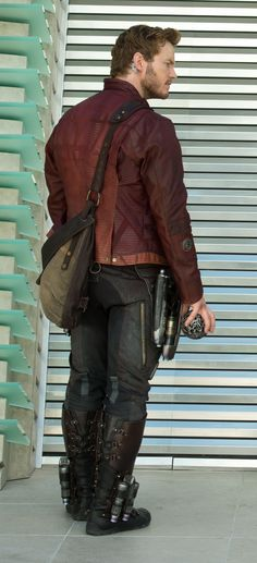 Peter Quill - guardians of the galaxy