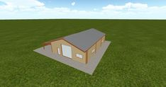 Cool 3D #marketing https://ift.tt/2pGOsp8 #barn #workshop #greenhouse #garage #roofing #DIY
