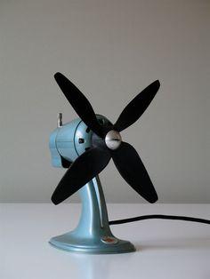 ドイツアンティーク扇風機 Progress
