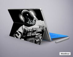 Surface Pro 4 decal sticker Microsoft Surface Pro 4 by MixedDecal