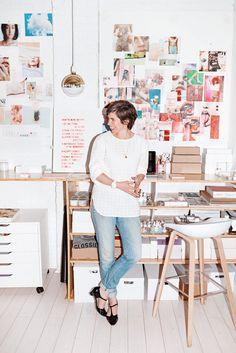 Creative Director Helen Steed