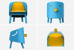 Paul&Paula blog: elephant chair