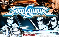 Soulcalibur is a fighting video game for Sega Dreamcast. This game developed by Project Soul and published by Namco. You can also play this game on pc Soul Edge, Street Fighter 4, Classic Rpg, Free Android Games, King Of Fighters, Free To Play, Fighting Games, Amazing Spiderman, Best Graphics